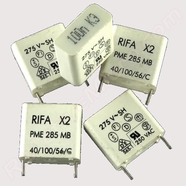 Replacement Filter Capacitor For Apple Ii Power Supply