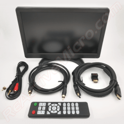 New Store Items - 12-inch LCD Display, and HDMI Video Adapter