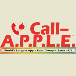Call-A.P.P.L.E. Books & User Group Memberships